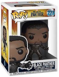 Figurine En Vinyle Black Panther 273 (Chase Possible)