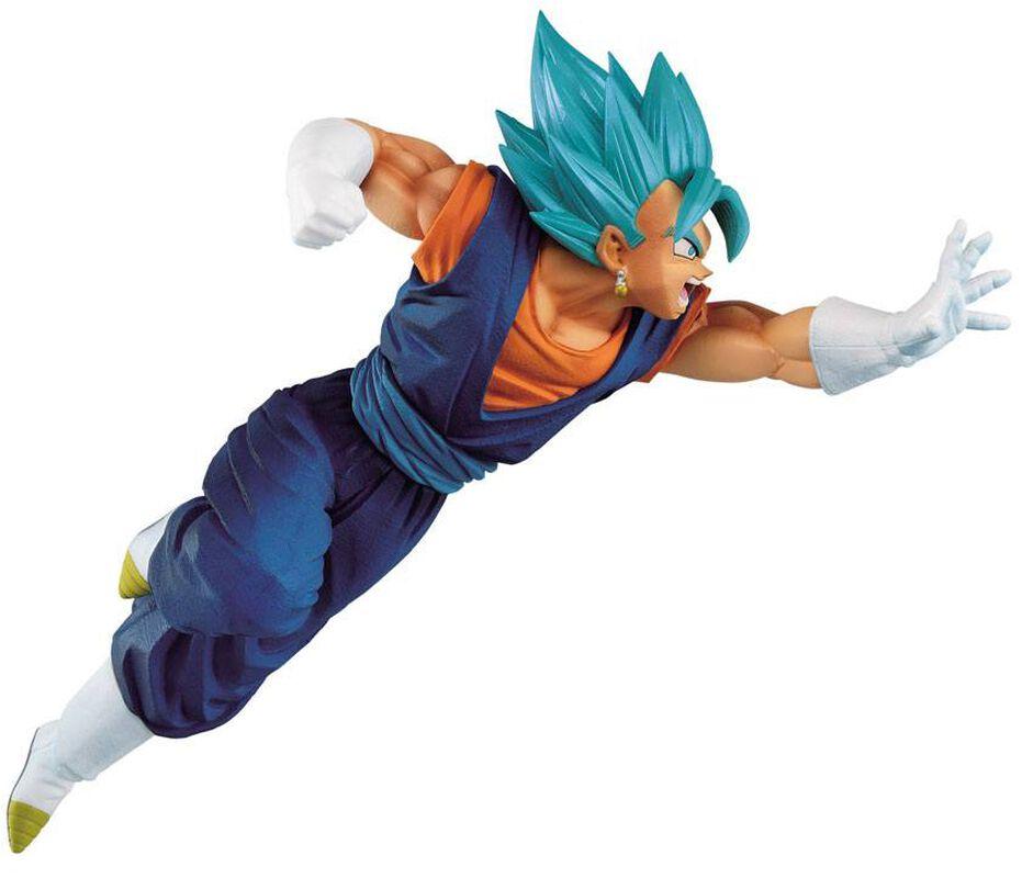 Super - Super Saiyan God Super Saiyan Vegetto (Chosenshi Retsuden)