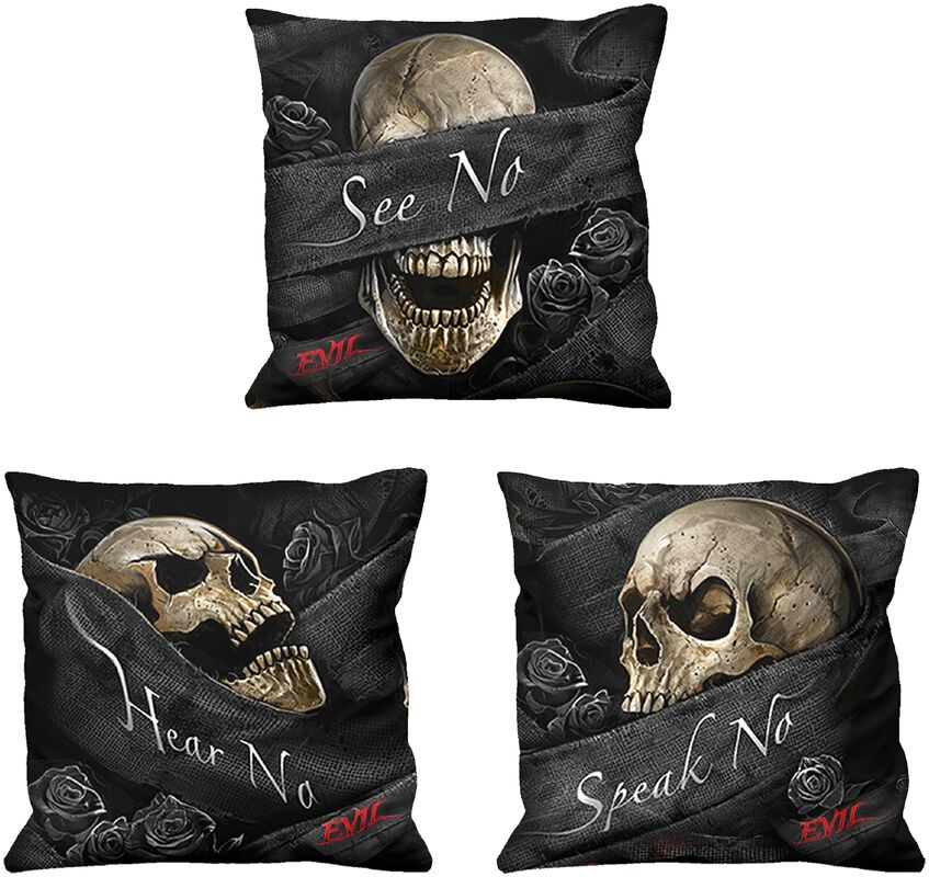 See No Evil set of 3