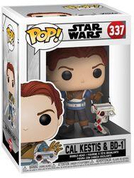 Jedi : Fallen Order - Cal Kestis und BD-1 - Funko Pop! n° 337