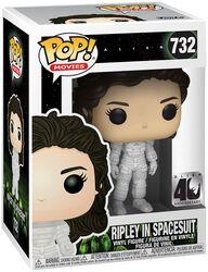 40th - Ripley in Spacesuit Vinylfiguur 732