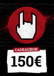 Large Cadeaubon 150,00 EUR