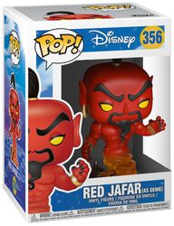 Figurine En Vinyle Red Jafar 356 (Chase Possible)