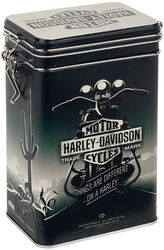 Harley-Davidson Things Are Different - Tin