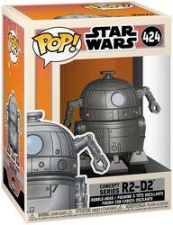 R2-D2 (Concept Series) Vinylfiguur 424
