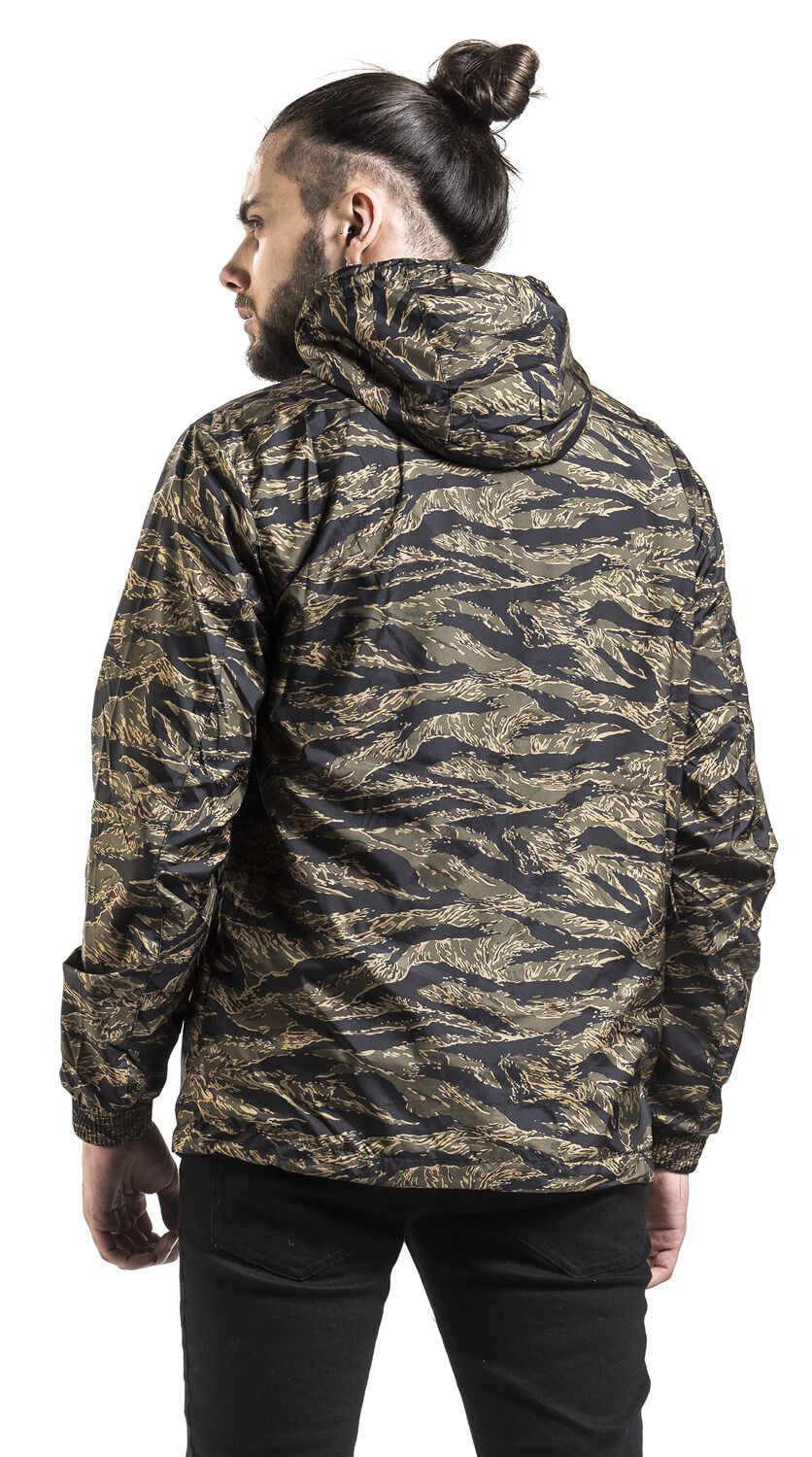 Tiger camo pull over - Tiger boutique en ligne ...