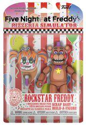 Pizza Simulator - Rockstar Freddy Actiefiguur