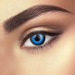 Blue Elf Eye