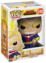All Might Vinylfiguur 248