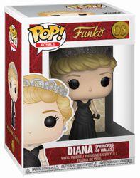 Figurine En Vinyle Diana (Princesse De Galles) 03 (Chase Possible)