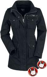 Ladies Field Jacket incl. handwarmer