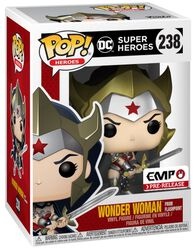 Figurine En Vinyle Wonder Woman (Flashpoint) 238