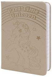 Part Time Unicorn - Carnet De Notes A6 Pocket Premium