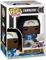 Los Angeles Chargers - Melvin Gordon III Vinylfiguur 123