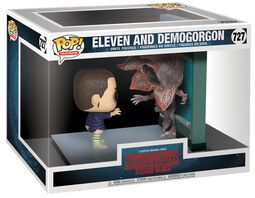 Onze & Demogorgon - Funko Pop! Movie Moments n°727