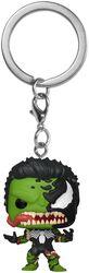 Venomized Hulk Pocket POP! Keychain