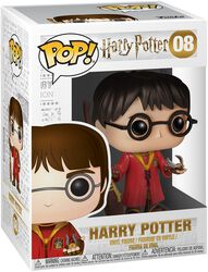 Harry Potter ( Quidditch ) - Figurine en vinyle 08