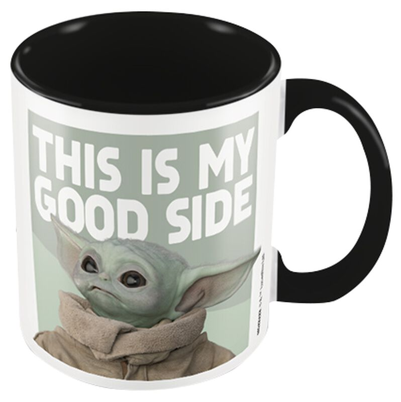 The Mandalorian - The Child (Baby Yoda) - This Is My Good Side