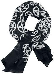 Écharpe Pentagramme Occult