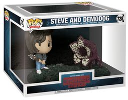 Steve and Demodog (Movie Moments) Vinylfiguur 728