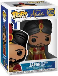 Jafar the Royal Vizier Vinylfiguur 542
