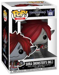 3 Sora (Monsters Inc.) Vinylfiguur 408