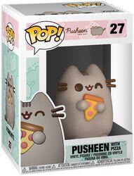 Pusheen with Pizza Vinylfiguur 27