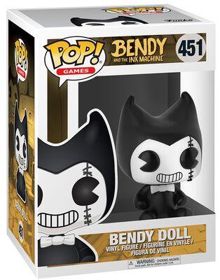 Bendy And The Ink Machine Bendy Doll Vinylfiguur 451