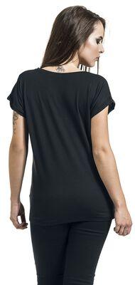 T-shirt Manches Larges Femme