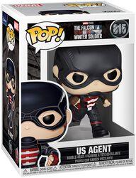 US Agent Vinylfiguur 815