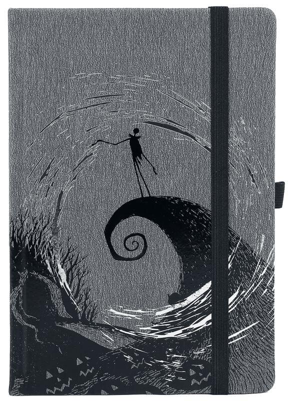 Moonlight Madness - Notebook