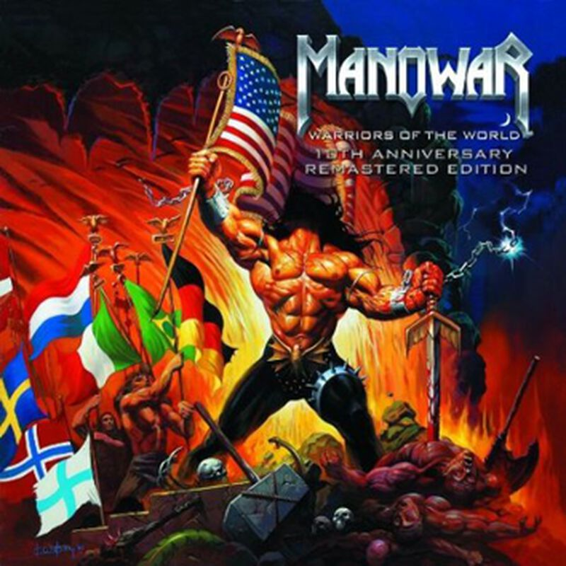 Warriors of the world - 10th anniversary