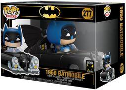 Batman 80ème Anniversaire - 1950 Batmobile - Funko Pop! Rides n°277