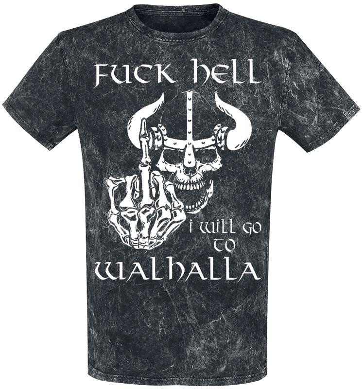 Fuck Hell - I Will Go To Walhalla