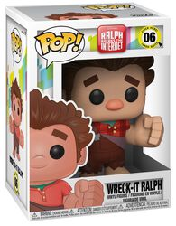 2  Ralph Breaks The Internet - Wreck-It Ralph Vinylfiguur 06