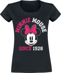 Minnie Mouse since 1928