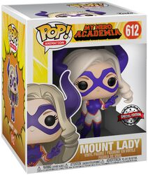 Mount Lady (Oversize) Vinylfiguur 612