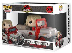 Jurassic Park - Voiture Du Parc - Funko Pop! Rides n°39