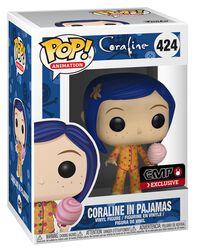 Coraline NYCC 2018 - Figurine En Vinyle Coraline En Pyjama 424