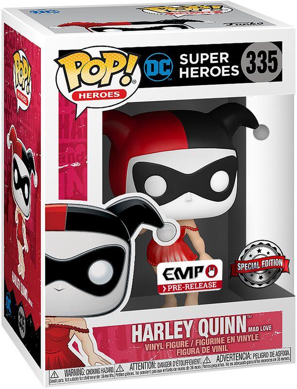 Harley Quinn (Mad Love) - Funko Pop! n°335