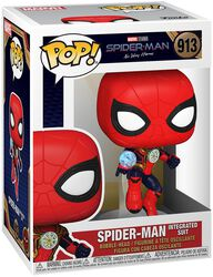 Spider-Man - Integrated Suit Vinyl Figuur 913