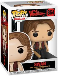 The Warriors Swan Vinyl Figure 864