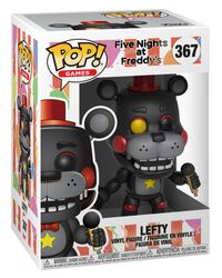 Pizza Sim - Leftyg - Funko Pop! n° 367