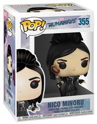Marvel's Runaways - Nico Minoru - Funko Pop! n°355