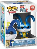 2 - Snowball (Superhero Suit) Vinylfiguur 765