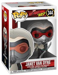 Ant-Man and The Wasp - Janet Van Dyne Vinylfiguur 344