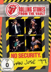 From the vault: Security - San Jose 1999