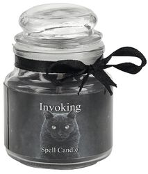 Invoking Spell Candle - Dragon's Blood