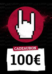 Large Cadeaubon 100,00 EUR