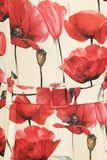 Red Poppy Swing Dress